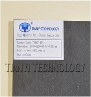 Anti-static Composite Glass Fiber laminate board