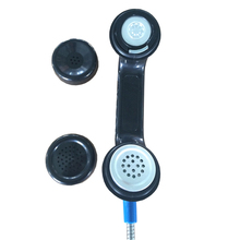 Coco Phone Corded Retro Handset for Mobile Phone with Plastic Paint