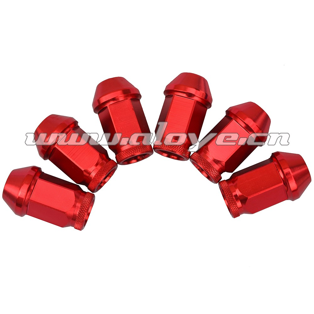 M12XP1.5 Aluminum Racing Wheel Nut