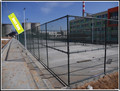 Cheap welded wire fence panel for sale ZX-FENCE03
