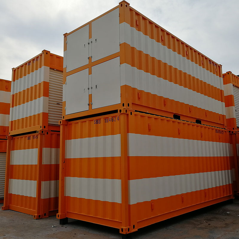Brand New Side Open Shipping <strong>Container</strong> with Rolling Door for Sales in China