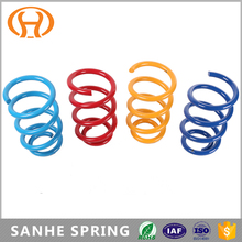 Round Wire Carbon Steel And Rohs Shape Memory Compression Spring