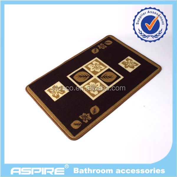 Multi Color Bathroom Floor Bath Mat Buy Bath Mat Half