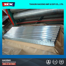 Iron Aluminium Corrugated Roof Sheet/Steel Building Material roof sheet