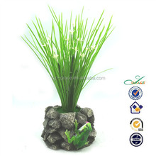 Outdoor decoration garden artificial plant with decorative pot