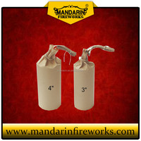 MANDARIN FIREWORKS AND FIRECRACKERS ALL SIZE CYLINDER SHELL FOR DISPLAY FIREWORKS