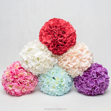 Wedding Table Centerpiece Decorations Hydrangea Peony Artificial Flower Ball