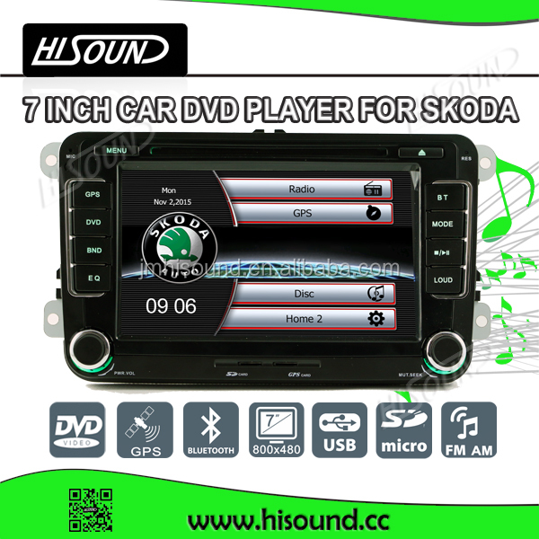 7inch volkswagen passat b6 2006-2011 car dvd player