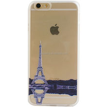 Frost design tpu case for iPhone 5 5S, newest tpu cover for iPhone 5