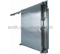 Cold room panel cold storage hinged door