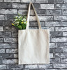 wholesale promotional blank cotton canvas bags