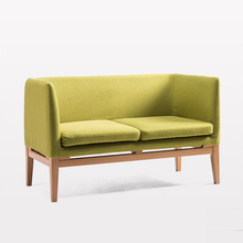 China Factory OEM Service Home Furniture Modern Wood Fabric Sofa