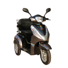 Hot Sale three wheel motorcycle electric with passenger seat scooter tricycle