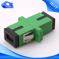 2016 New design low price fiber optical converter , fiber Optic Adapter , fiber optic connector