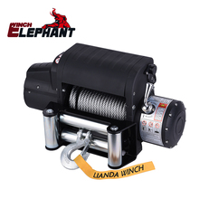 Vertical Electric Capstan Winches
