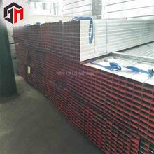 China good a106 schedule 60 steel rectangular pipe