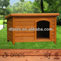 Weather Proof New Design Wooden Dog Cage DFD3007