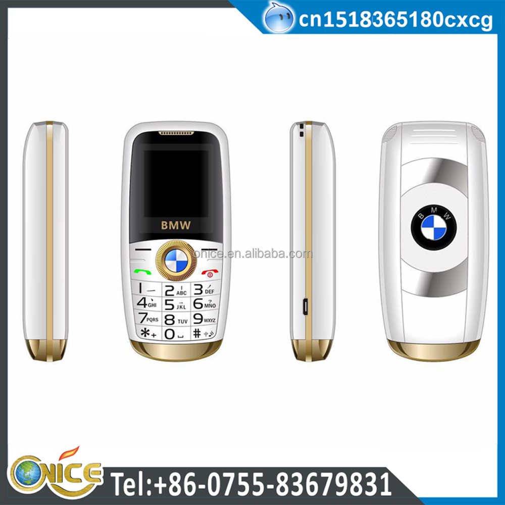 BMW F100 very small cute girl low price simple mobile phone
