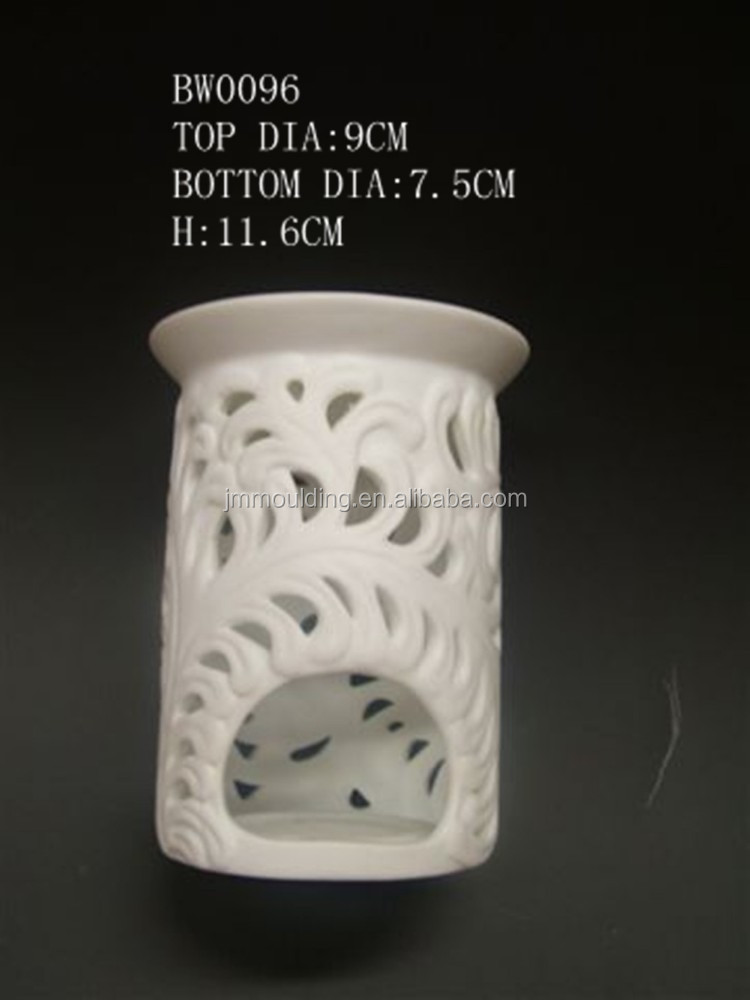 white porcelain wax warmer