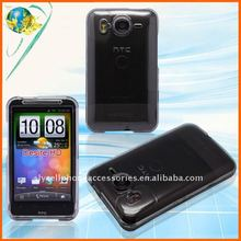 For HTC inspire 4G desire HD Transparent clear crystal hard case