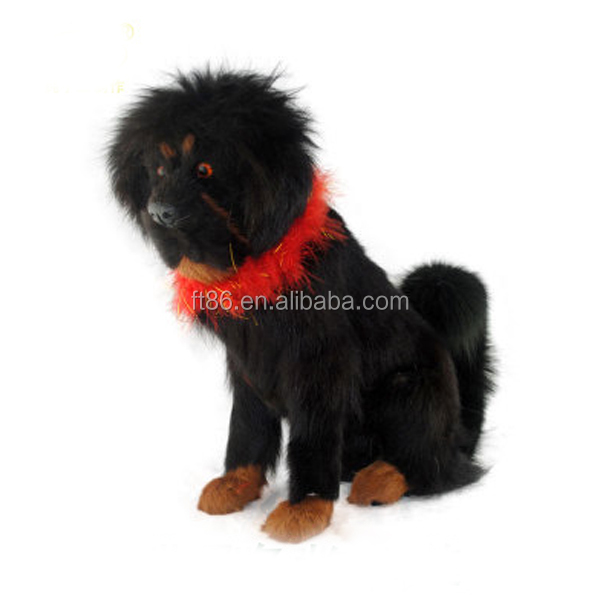 Hot sale fashion wholesale stuffed animals life size dog mannequin