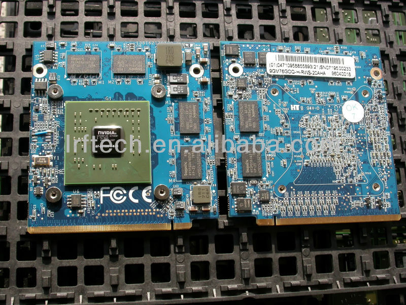 Hot sale original new motherboard NVIDIA chipset,GO7600 VGA card with 60 days warranty and mass stock