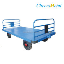 Semi-trailer luggage baggage cargo trailer cart dolly for airport