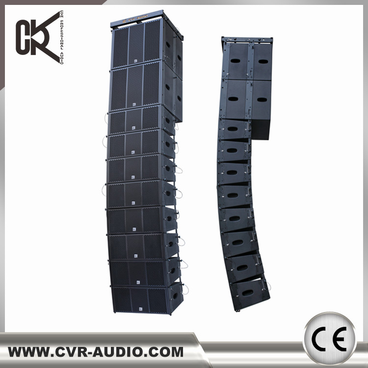 stage sound system line array horn loaded powerful line array package