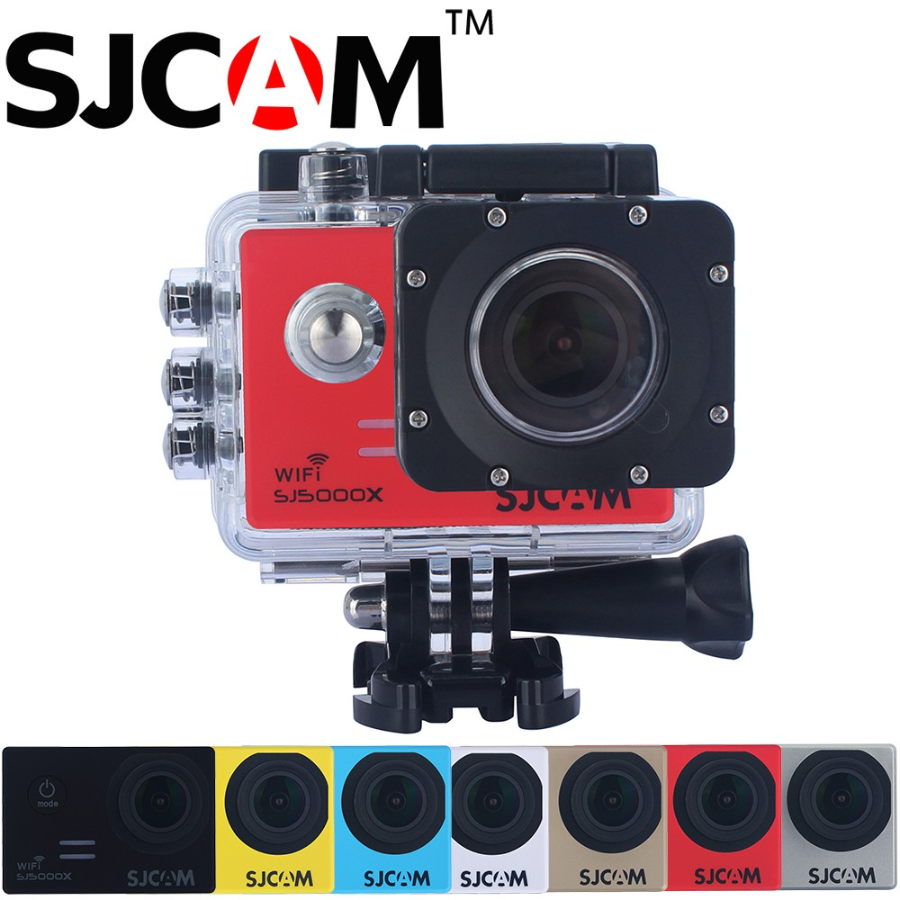 2017 Hot Sale New Trending Product Ultra HD Sj5000X Elite Wifi Mini Sport Action <strong>Camera</strong>