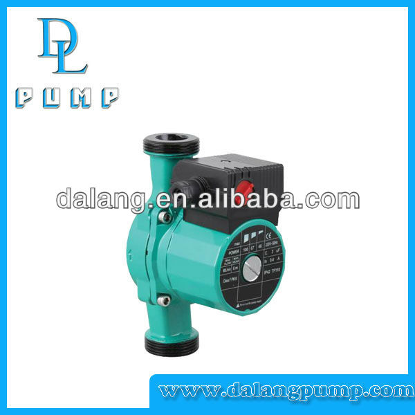 Hot Water Circulation Pump, Motor Canned Pump