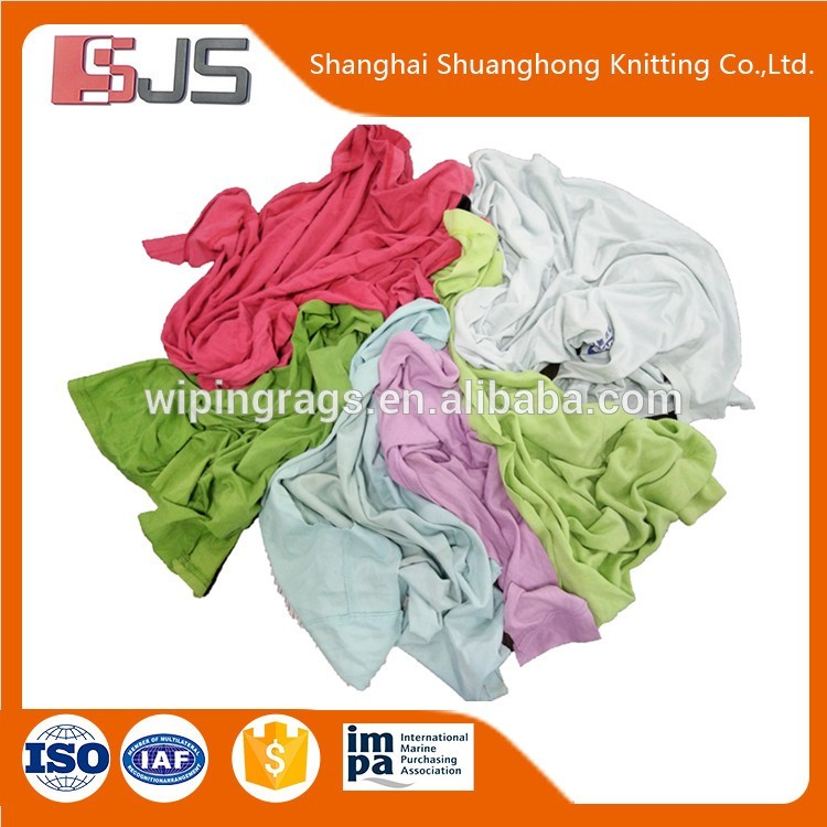 View larger image 100% cotton China factory supplier industrial rags 100% cotton China factory supplier industrial rags 100% co