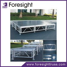 Professional outdoor concert DJ portable band stage equipment design manufacturer with high quality