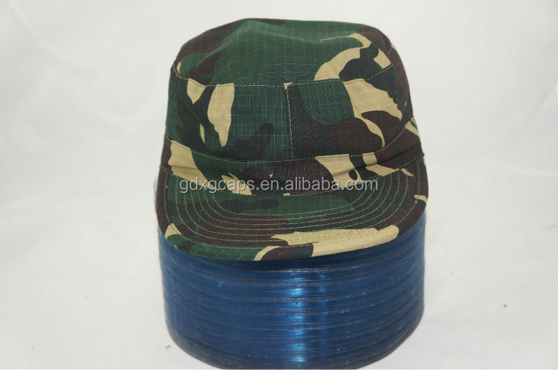 Factory price military distress hat/custom distressed military hat