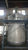 reactor for detergent powder production line