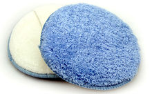 Professional Microfiber Plush Waxing Applicator Pads