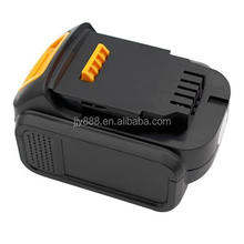 Replacement 14.4V 3.0Ah Li-Ion Rechargeable Battery For DeWalt DCB140 / DCB141 li-ion battery power tools