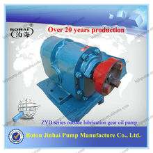 Factory price!!!!!!!!!!!!!!! ZYD series outside lubrication electric oil hydraulic gear pump