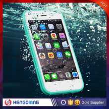 Wholesale Waterproof Silicone Cover Ultra-Thin Phone Case for iphone 4 4s 5 5s 6 6s 6s plus