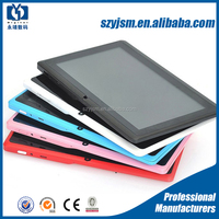 China Manufacturer Shenzhen 7inch a23 dual core tablet pc Q88 android os