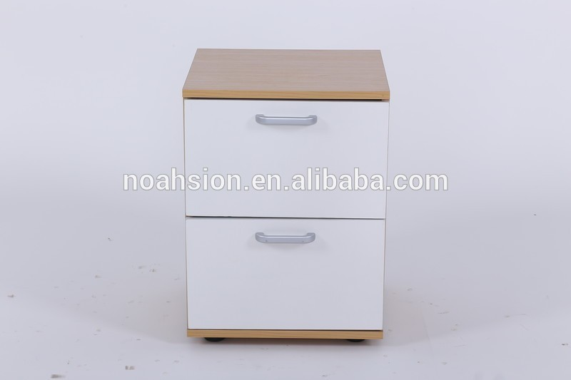 NOAHSION Night Stand With 2 Drawers Make Your Bedroom More Comfortable