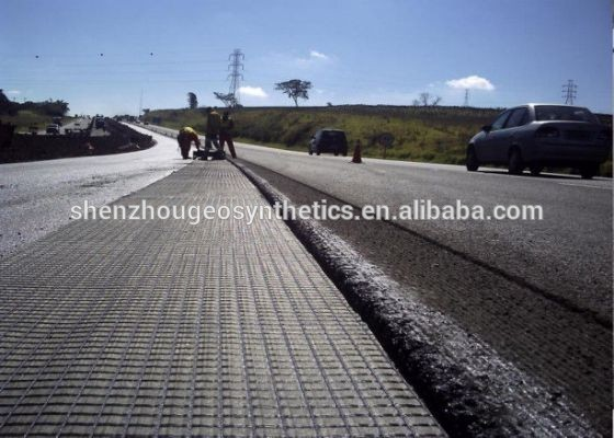 high density polyethylene common road building materials
