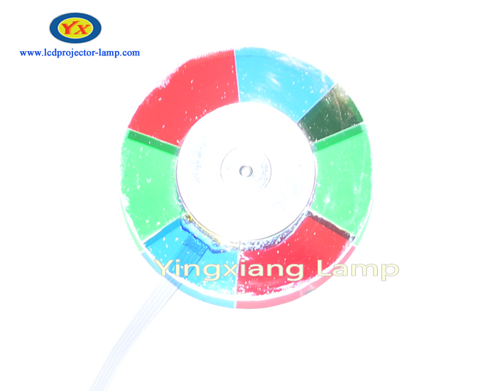 Free Shipping Projector Color Wheel For Infocus X10