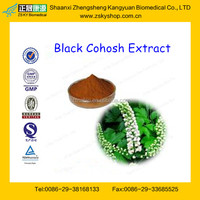 GMP Certified Factory Supply 100% Natural Black Cohosh Extract