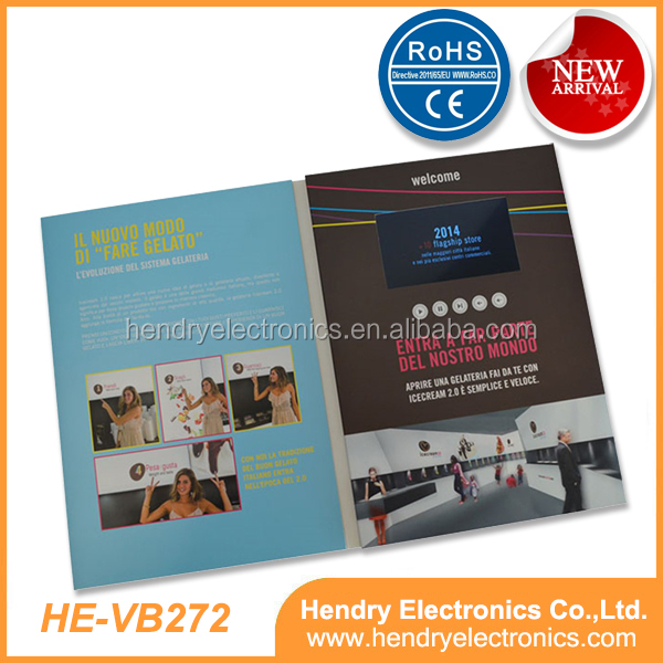 List Manufacturers of Video Business Cards Samples, Buy Video ...