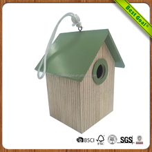 Hot sale new Products Wooden house for birds