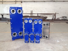 High quality trade assurance plate heat exchanger/ phe for metallurgical industry