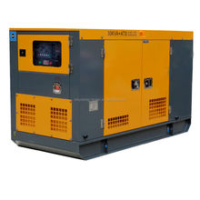 High performance diesel genset with ce certificate