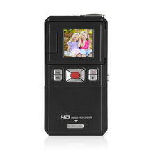 flip digital video camera 4 x digital zoom with 1.5'' TFT LCD digital video camcorder