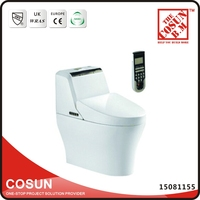 Sanitary Ware One Piece smart Commode