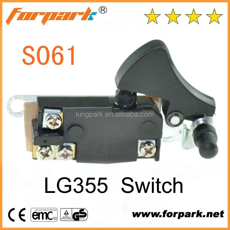 5900BR LG355 5900b electric power tool switches